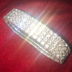 Silver Shiny Bracelet